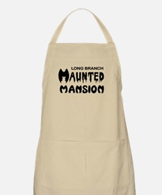 Long Branch Haunted Mansion L BBQ Apron