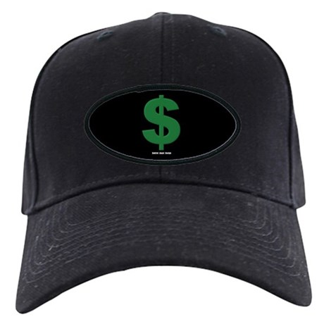 Old Green $ Black Cap