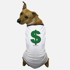 Old Green $ Dog T-Shirt