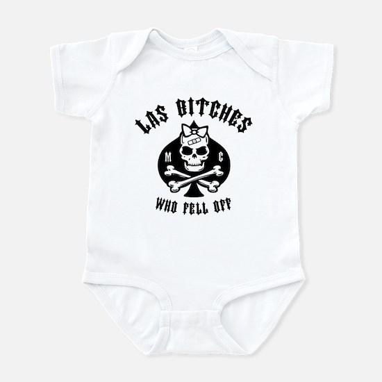 Las Bitches Infant Bodysuit