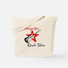 Kindergarten Rock Star Tote Bag