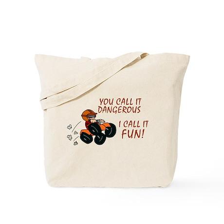 I Call It Fun Tote Bag