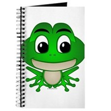 Frankie The Frog Journal