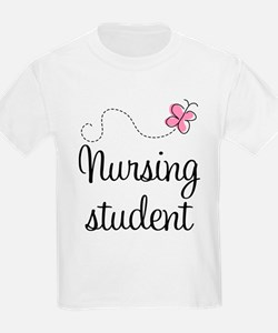 Nursing School Student T-Shirt