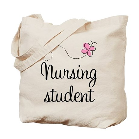 Nursing School Student Tote Bag