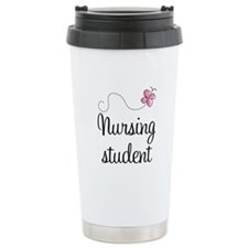 Nursing School Student Thermos Mug