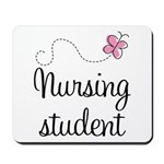Nursing School Student Mousepad