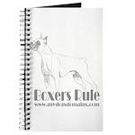 Boxers Rule Journal