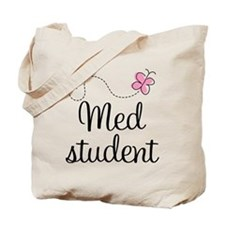 Med School Student Tote Bag