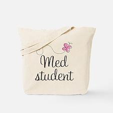 Med School Student Tote Bag