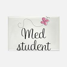 Med School Student Rectangle Magnet