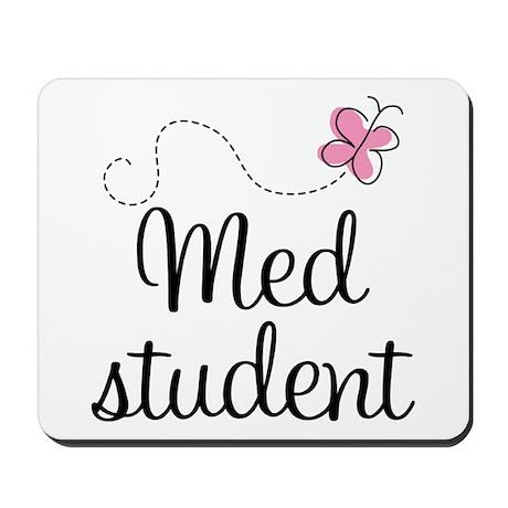 Med School Student Mousepad