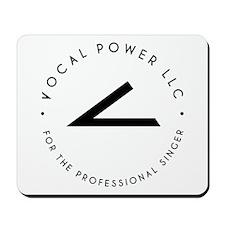 Vocal Power, Llc Mousepad