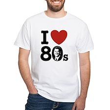 I Love The 80s Reagan Shirt