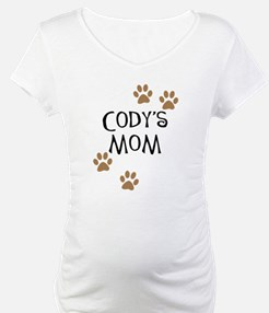 Cody's Mom Dog Names Shirt