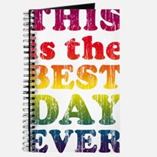 Best Day Ever Journal
