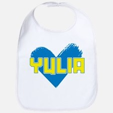 Yulia For President Bib