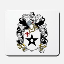Ashton Coat of Arms Mousepad