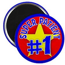 """Super Patient 2.25"""" Magnet (10 pack)"""