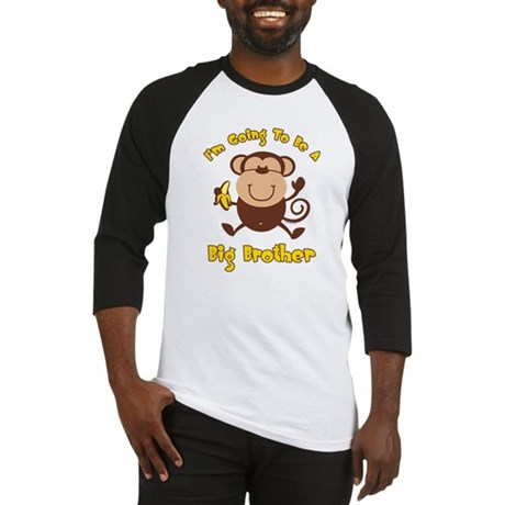 Monkey Future Big Brother Baseball Jersey