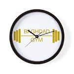 Baghdad Gym Wall Clock