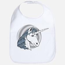Fantasy Unicorn Bib