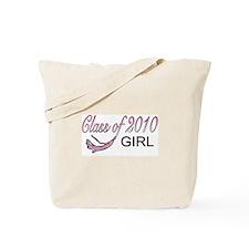 2010 GIRL Tote Bag