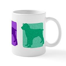 Color Row English Springer Mug