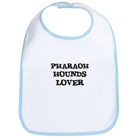 PHARAOH HOUNDS LOVER Bib