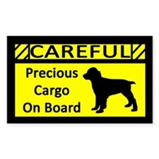 Precious Cargo English Springer Spaniel Decal