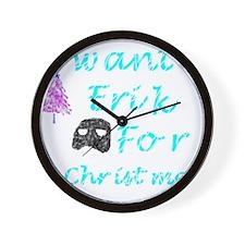 Cute Erick Wall Clock