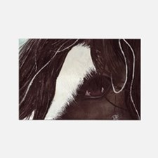 Gypsy Horse Rectangle Magnet