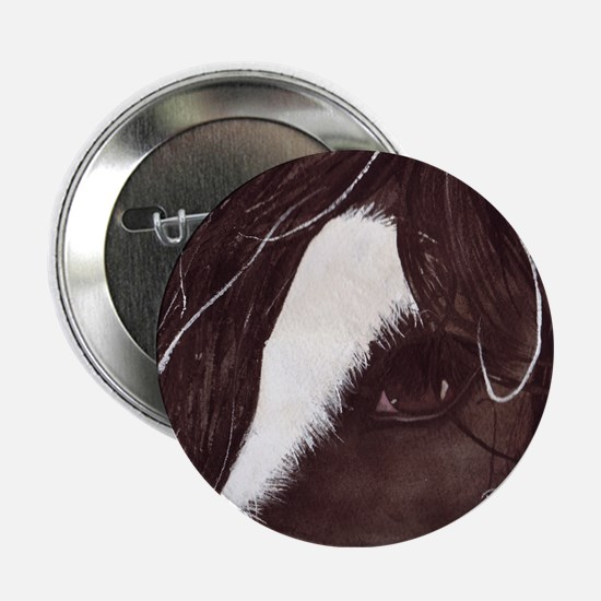 "Gypsy Horse 2.25"" Button"