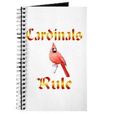 Cardinals Rule Journal