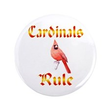 "Cardinals Rule 3.5"" Button"