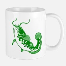 Green Catfish Mug