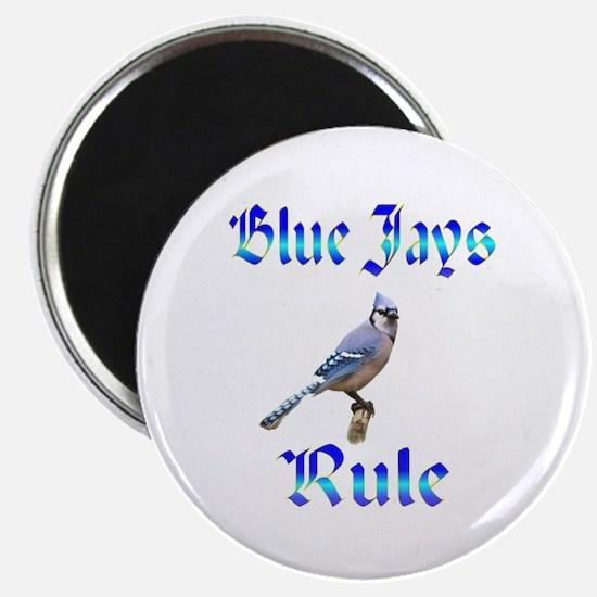 Blue Jays Rule Magnet