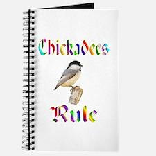 Chickadees Rule Journal