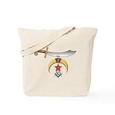 Shrine Mason Tote Bag