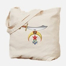 Shrine Mason Tote Bag