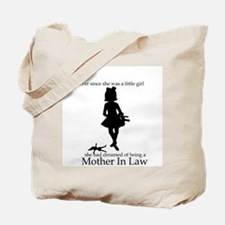 Mother in Law Dream Tote Bag