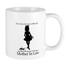 Mother in Law Dream Mug