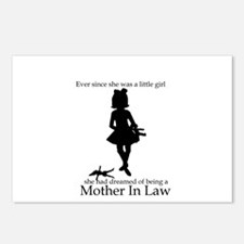 Mother in Law Dream Postcards (Package of 8)