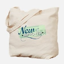 New & Improved Tote Bag