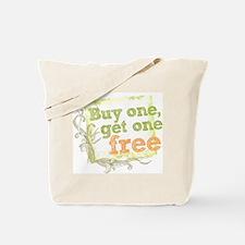 Get One Free | Tote Bag