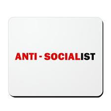Anti-Socialist Mousepad
