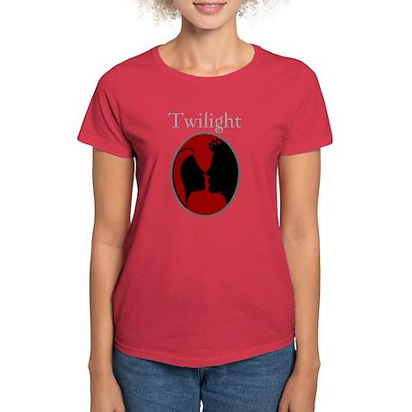 Twilight Silhouette Women's Dark T-Shirt