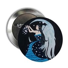 """Wish Upon A Star 2.25"""" Button (10 pack)"""