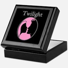 Twilight Silhouette Keepsake Box
