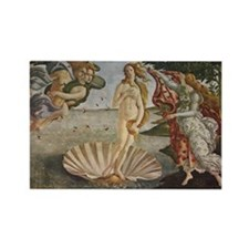 The Birth of Venus Rectangle Magnet (10 pack)